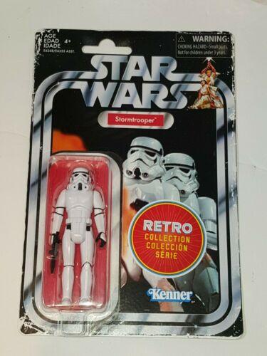 2018 Hasbro Kenner Star Wars Retro Collection Stormtrooper Action Figure Target
