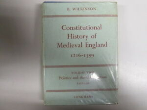 Acceptable  CONSTITUTIONAL HISTORY OF MEDIEVAL ENGLAND 12161399 VOLUME II  P - Ammanford, United Kingdom - Acceptable  CONSTITUTIONAL HISTORY OF MEDIEVAL ENGLAND 12161399 VOLUME II  P - Ammanford, United Kingdom