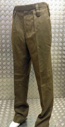 Genuine British Army Uniform Trousers Barrack Dress All Ranks FAD Officer