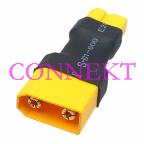 XT90 XT-90 Male to XT60 Female No wire adapter for RC airplane Quadcopter