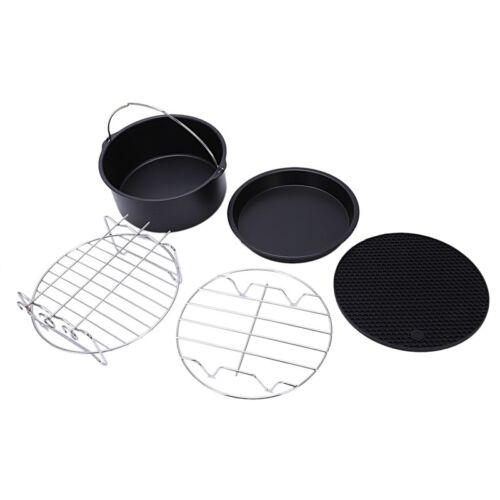Air Fryer Accessories for Gowise Phillips and Cozyna or More Brand, Matc R2P6 1X