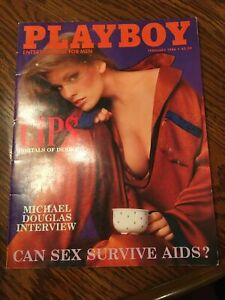 Julie McCullough Playboy Playmate Miss February 1986