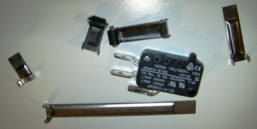 V3 Microswitch Kit with levers etc