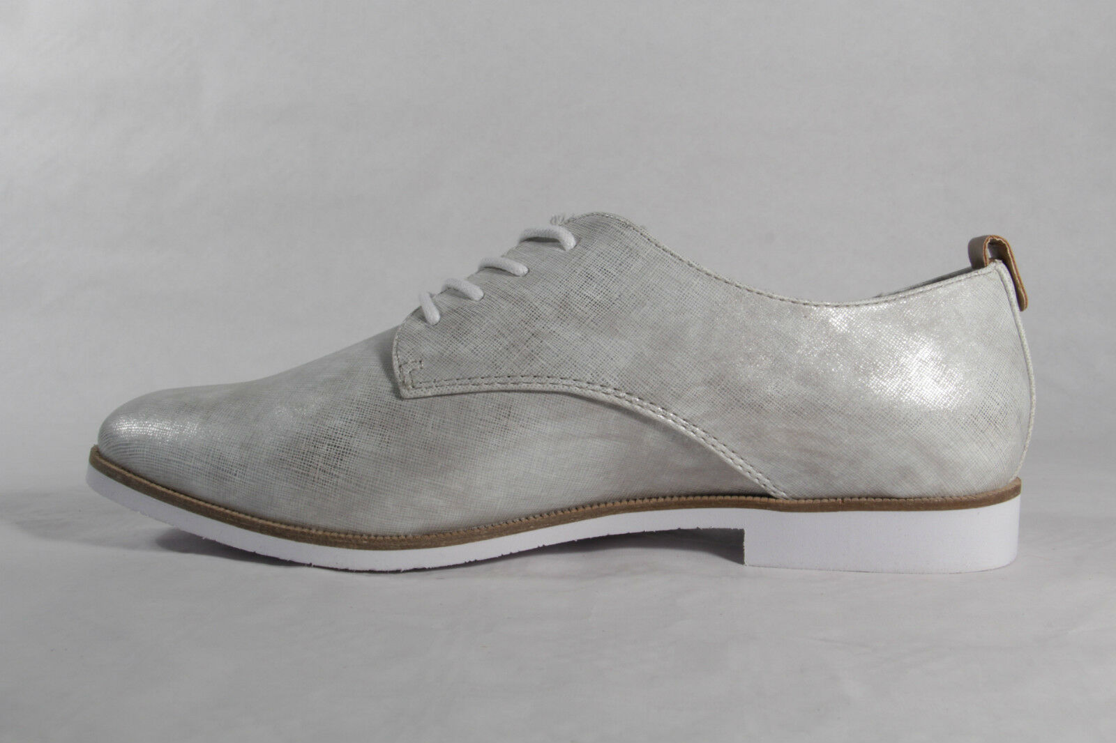 Bugatti Damen Schnürschuhe Turnschuhe Halbschuhe offWeiß NEU    | Leicht zu reinigende Oberfläche  34bcb0
