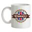 Made-in-Wombwell-Mug-Te-Caffe-Citta-Citta-Luogo-Casa miniatura 1