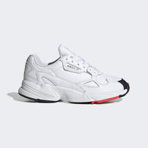 adidas Originals Falcon W Sizes 3.5-8.5 White RRP £100 Brand New EE5308 CLASSICS