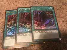 PGL3-EN094 Fairy Wind Gold Rare 1st edition Mint YuGiOh Card