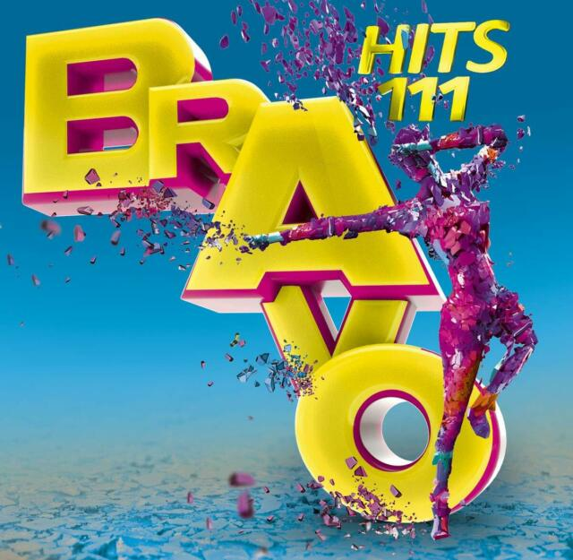 Various - Bravo Hits,Vol.111 2CD NEU OVP VÖ 02.10.2020