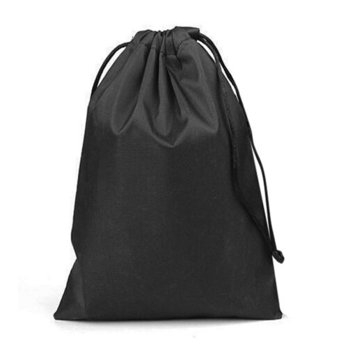 15x20cm Storage Pouch Drawstring Carry Bag Organize Pack for Fitness Work