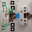 thumbnail 1 - Hinge Repair Kit - IKEA PAX - DiscoLapy 1W1