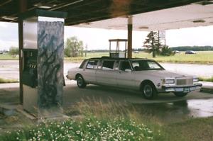 1989 Chevrolet Viscount Caprice Limo