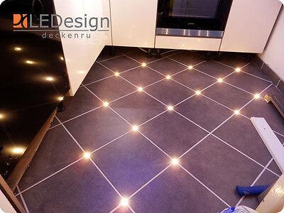 Carrelage LED 3mm blanc chaud fugato lumière éclairage joints lumière croix carrelage lumière | eBay