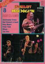 Fachblatt Musik Magazin August 8,08/1983,Crosby Stills & Nash,Gary Moore,Wham,