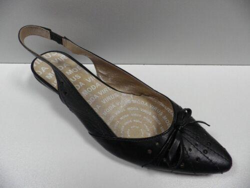 36 Novità Open Women Size Moda Black 19934 Pumps Shoes Shoes Virus XqwSUxzW