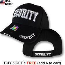 8f6f8621ab4 item 7 Security Cap Embroidered 3D Guard Law Enforcement Officer Uniform Hat  Bouncer -Security Cap Embroidered 3D Guard Law Enforcement Officer Uniform  Hat ...