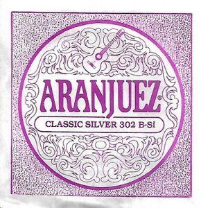 ARANJUEZ - Cordes unité guitare classique concert 302 B-Si