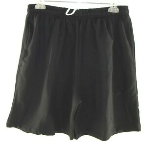 New-Men-039-s-Phoenix-Fashions-Black-Fleece-Shorts-S-M-XL-2XL-6XL-8XL
