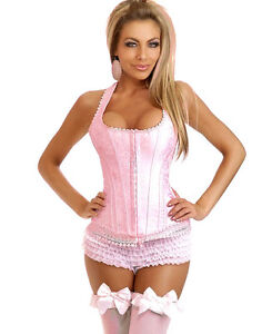 Girl playing dress up lingerie simply matchless