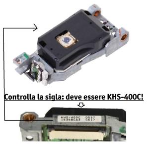 Lente-Laser-per-PS2-Playstation-2-Fat-KHS-400C-Ottica-Lettore-CD-DVD-400C