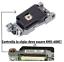 Lente-Laser-per-PS2-Playstation-2-Fat-KHS-400C-Ottica-Lettore-CD-DVD-400C miniatuur 1