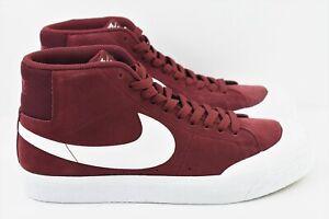 5db8f916091f Nike SB Blazer Zoom Mid XT Mens Multi Size Skate Shoes 876872 619 ...