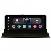 Junsun 7 Android 4.4 Gps Navigation Wi-fi Car Dvr W/ Rear View Camera