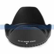 58mm Flower Shape Lens Hood For Canon EF-S 55-250mm 18-55mm f/3.5-5.6 50mm f/1.4