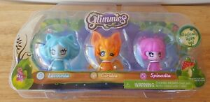 Cerulea brand new- combined shipping Spinosita Glimmies 3 pack Lavoonia