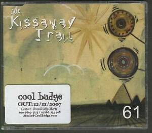 Image Is Loading THE KISSAWAY TRAIL 61 3 Track CD SINGLE