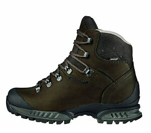 NEW-Hanwag-Mountain-Shoes-Tatra-Men-Leather-Size-7-5-41-5-Earth