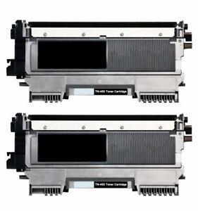 2Pk-TN450-TN-450-Toner-Cartridge-For-Brother-HL2240-HL-2230-HL2270DW-HL2280DW