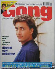 Gong Nr 31/1994, Timothy Dalton, Andrew Shue, Jochen Busse, Günther Maria Halmer