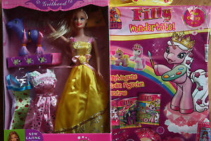 ** Magiques-piñata + Fashion Vogue Girl (5) *** Neufs ** Nouveau-tüte + Fashion Vogue Girl (5)****unbespielt**neu Fr-fr Afficher Le Titre D'origine