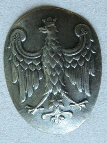 Polnische Helmabzeichen Haller Armee Adrian Adler Abzeichen mod.1