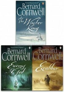 Bernard-Cornwell-Warlord-Chronicles-Collection-3-Books-Set-Excalibur-Winter-King