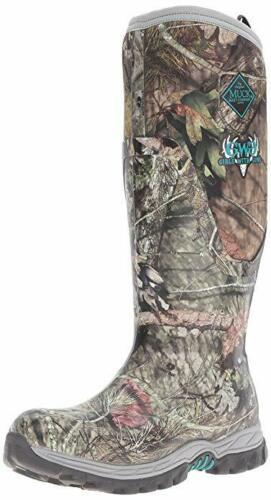 """Muck Arctic Hunter Extreme Conditions 15/"""" Rubber Women/'s Hunting Boots size 11"""