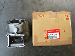 Honda-CR500-cilindro-12100-ML3-680-nuovo-NEW-cylinder-CR500-1989-gt-2001-jug