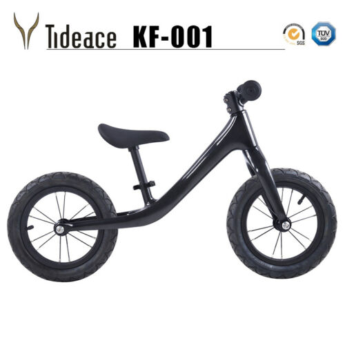 12 Inch Full Carbon Children Balance Bike Kids Push Bicycle For 1-3 Years Old