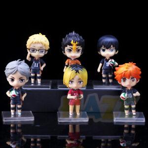 6pcs-set-Haikyuu-Hinata-Syouyou-Oikawa-Tooru-PVC-Figure-Toy-No-Box-10cm