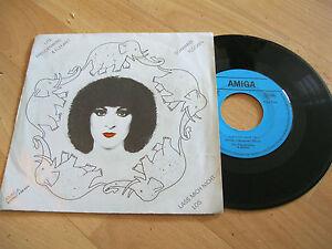 7-034-Single-Ute-Freudenberg-amp-Elefant-Schwarze-Flocken-Vinyl-AMIGA-DDR-456544