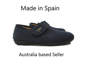 Mens Slipper By DeValverde Style 3024  Marron & Marino