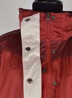 Port Authority Women's Anacortes Jacket Medium Waterproof Outdooor Hood Warm