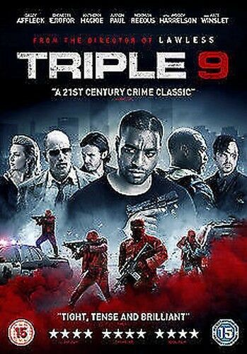 Triple 9 DVD Neuf DVD (EO52020D)