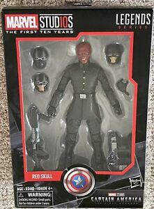 Marvel Studios: The First Ten Years Captain America: The First Avenger Red Skull