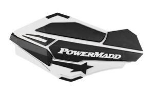 POWERMADD-2004-2016-HONDA-CRF250R-SENTINAL-HANDGUARDS-WHITE-BLACK-34408
