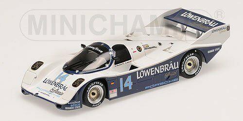 1 43 Porsche 962 n°14 n°14 n°14 Mid-Ohio 1986 1 43 • Minichamps 400866514 1bf5e6