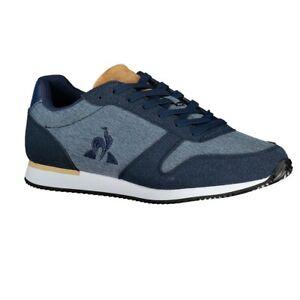 Lecoq-Sportif-Matrix-Denim-Scarpa-Sneakers-Uomo-NUOVA-COLLEZIONE-13