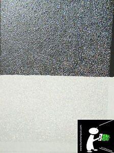 Details Zu 1kg Glitter Effekt Wandlasur Wandfarbe Glitzer Silber Rainbow Hologramm