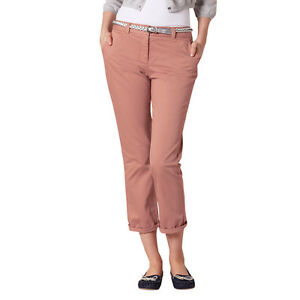 Boden-Women-039-s-Brand-New-Washed-Chinos-Shrimp-Pink