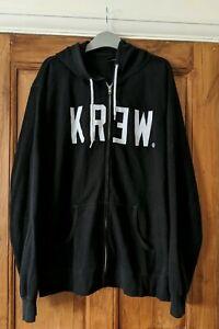 Kr3w-Krew-Black-Hoodie-Size-L